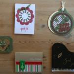 >Årets julekort-produktion