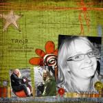>Mit 2. digi-LO af min veninde Tanja