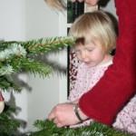 >Juleforberedelser