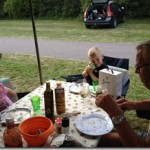 Campingferie på Øland