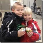 Nytårs-rally-prøve i Køge