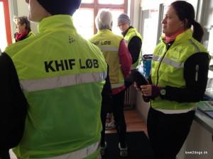 KHIF-løb, hver søndag kl. 11.00 fra Stationsvej i Kr. Hyllinge