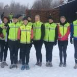 """Årets første deltagelse i et """"rigtigt"""" løb"""
