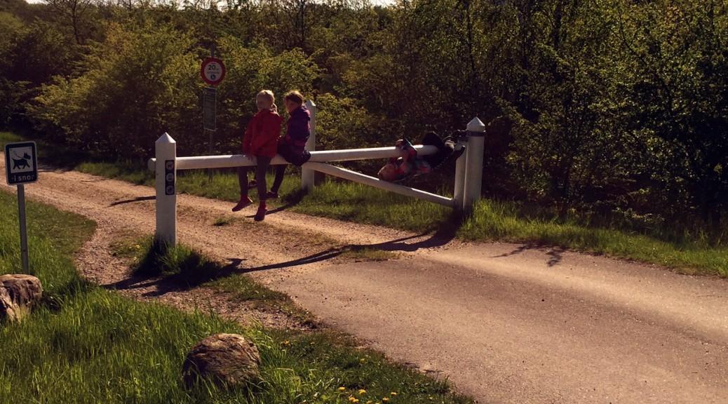 """""""De hvide bomme"""" er flere steder rundt omkring i Hedeland."""