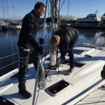 Påskeferie – haven og havnen