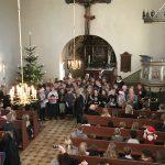 Juleafslutning i Kr. Hyllinge kirke