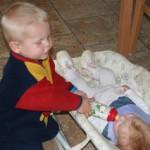 >Kærlig storebror