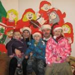 >Julefest på Birken og skolen