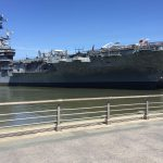 New York – Intrepid og Sightseeing Harlem