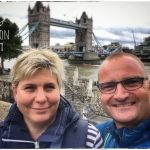 Lang weekend i London
